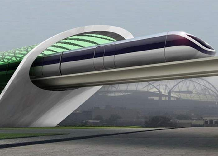 California Hyperloop Test Track construction starts  , - ,   California Hyper...