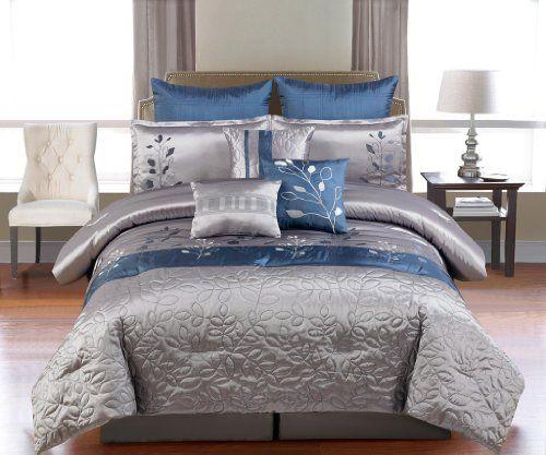 Oriental Bedding Oriental Asian Bedding Set 9 Piece