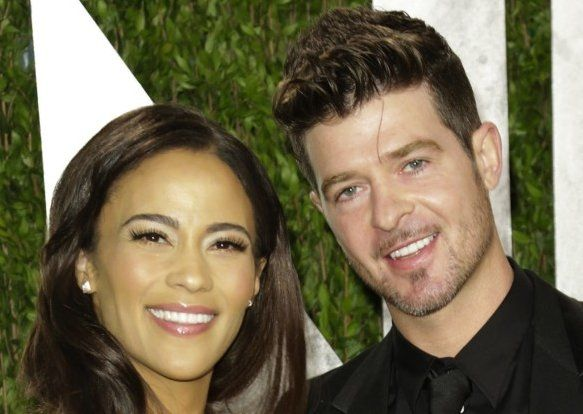 Robin Thicke Names New Album After Paula Patton, Continues Shameless Reconciliation Bid
