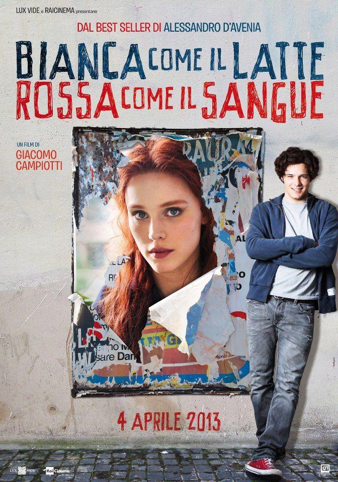 Bianca come il latte, rossa come il sangue_ IL FILM. Lux Vide. 4 Aprile 2013
