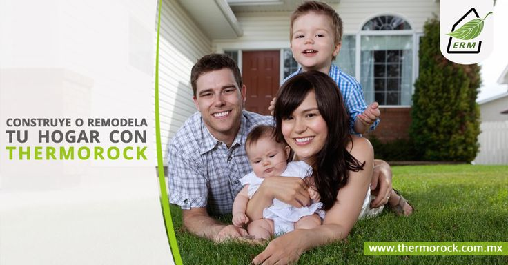 Usa tus puntos de infonavit para construir o mejorar tu hogar.  #Thermorock