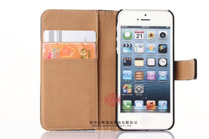 Luxury Leather Cases for iPhone 5s iphone 5 case Original capa fundas for Apple iphone 5S case 5 With Card Holder Stand Coque Digital Guru Shop  Check it out here---> http://digitalgurushop.com/products/luxury-leather-cases-for-iphone-5s-iphone-5-case-original-capa-fundas-for-apple-iphone-5s-case-5-with-card-holder-stand-coque/