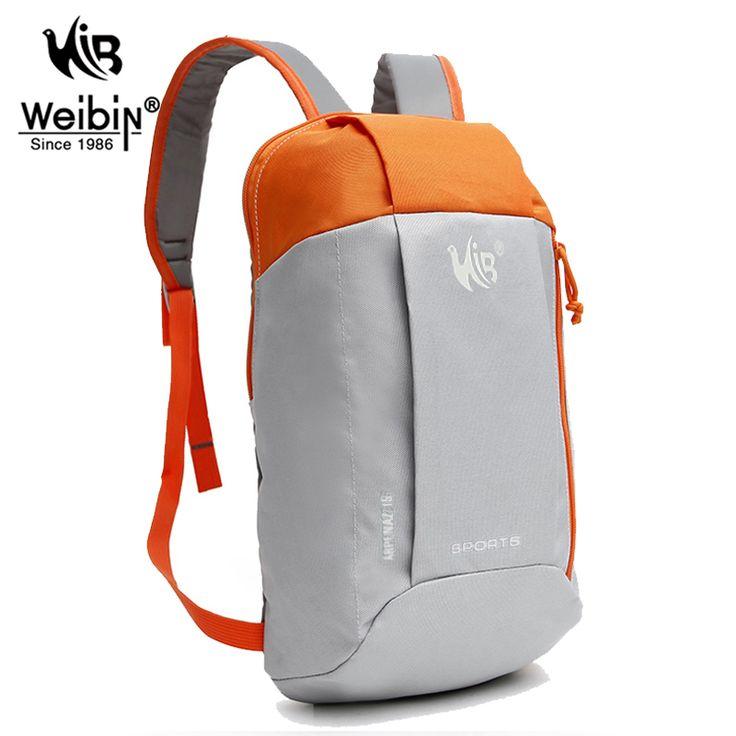 AOU Wholesale Price Nylon Waterproof Backpack Luminous Ultralight Travel Bag Men Women Backpack 7 Colors