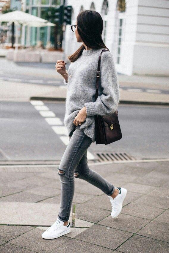 Cozy winter sweater