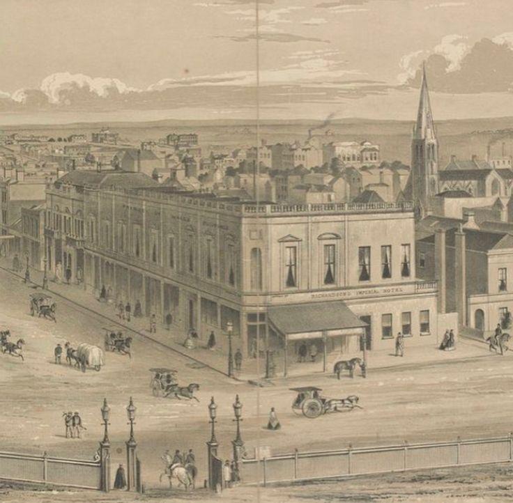 Melbourne 1863