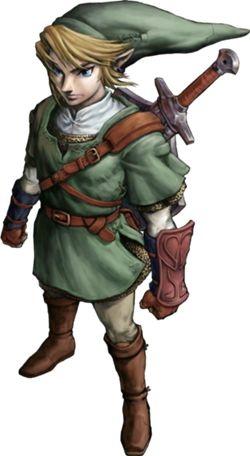 Link from The Legend of Zelda video games