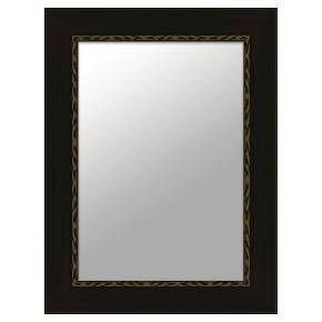 PTM Traditional Wall Mirror - Walnut : Target