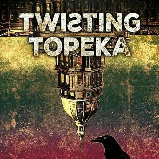 Beautiful graphic great event!  repost via @instarepost20 from @vintage_chick333 Book signing. Today. 2 p.m. Topeka Library. 18 Stories. 18 Authors.  #TwistingTopeka #topekakansas #alternativehistory #alternative