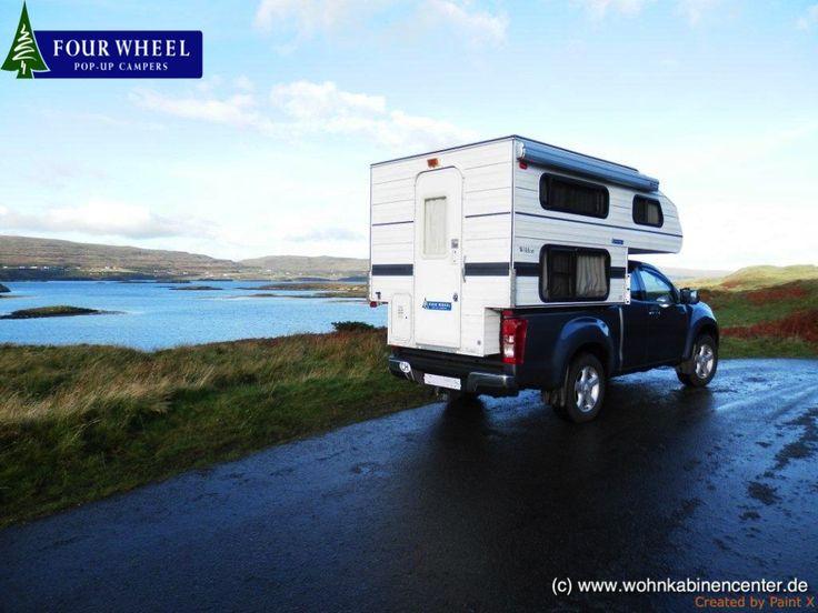 Four Wheel Wildcat mit Hardtop unterwegs an der Nordküste von Schottland!