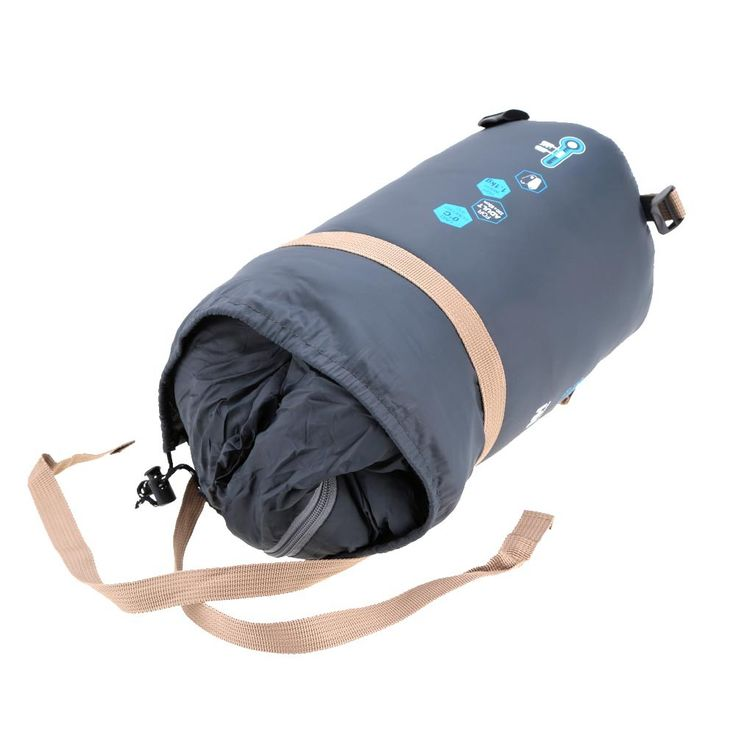 210 * 83cm Naturehike Portable Outdoor Camping Sleeping Bag for Sales Online blue - Tomtop