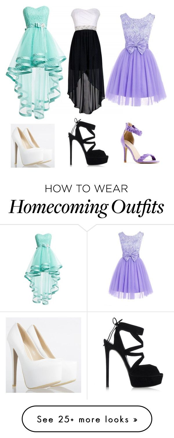 """Prom = which one?"" by caraghniamh on Polyvore featuring Casadei and Sergio Bari"