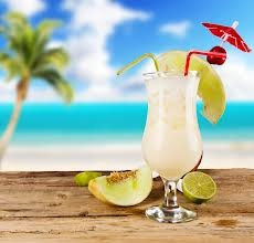 For Hot Summer Cocktails