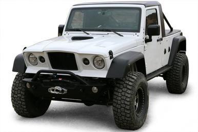 Jeep Jk M715 Conversion Kit 07 18 Wrangler Jk 2 4 Door Dv8 Offroad
