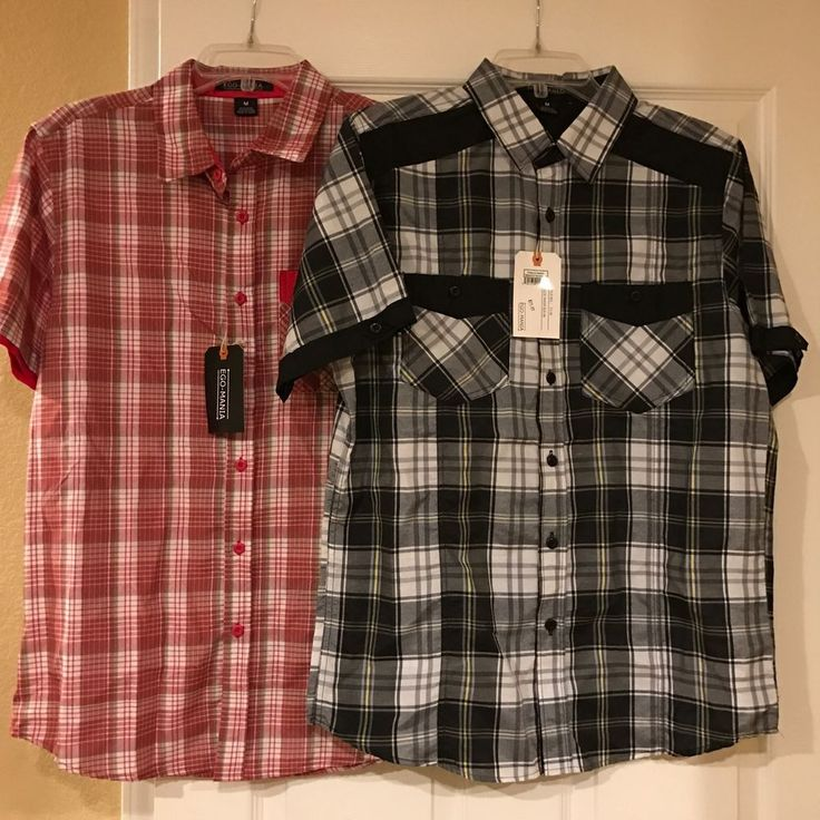 G stage red dress shirts