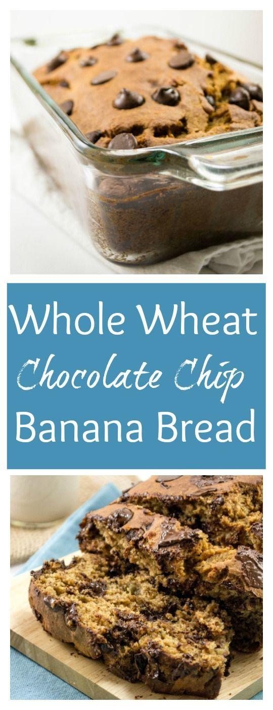 ... Banana Bread Brownies op Pinterest - Bananenbrood, Brownies en Bananen