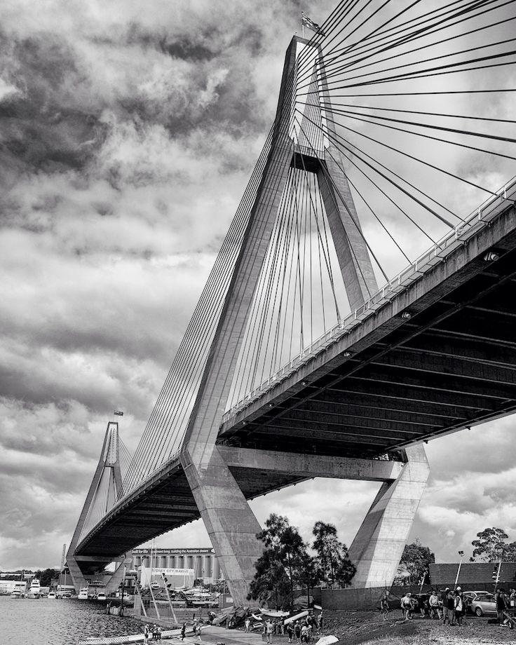 Anzac Bridge - Sydney