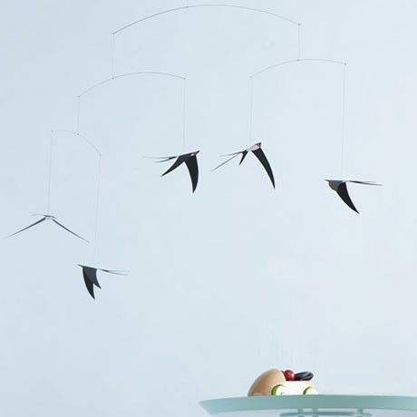 Swallow Mobile by Flensted Mobiles #MONOQI