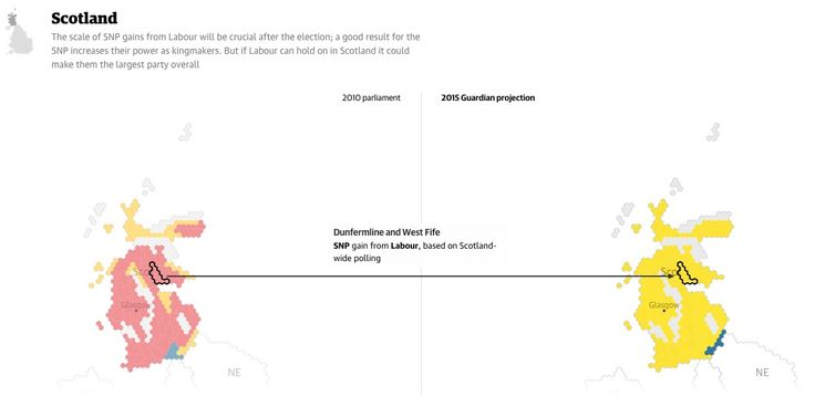 Election 2015 interactive: what did the opinion polls say about your seat? #interactive #GuardianUK #politics #news #dataviz #editorial
