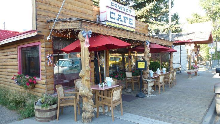 dubois wyoming | Cowboy Cafe, Dubois, WY