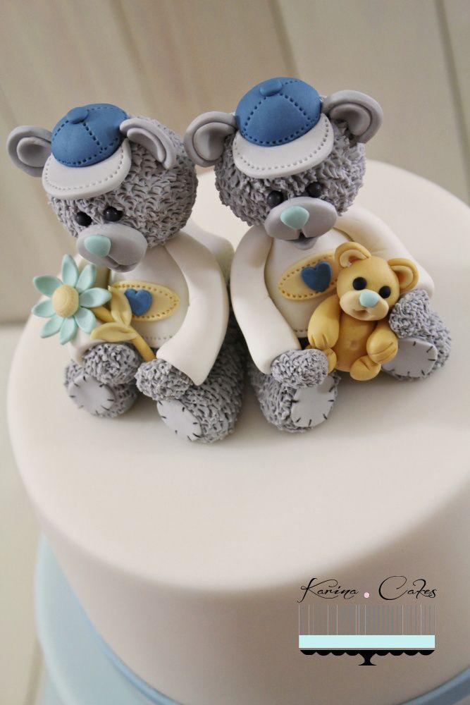 Mackovia Me To You - Me To You Bears Cake