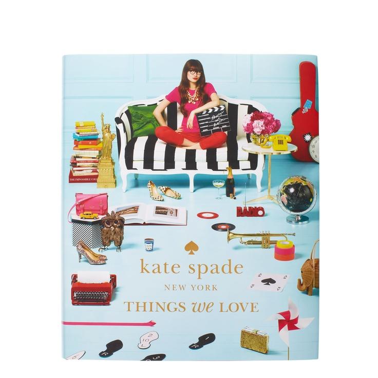 kate spade | things we love coffee table book