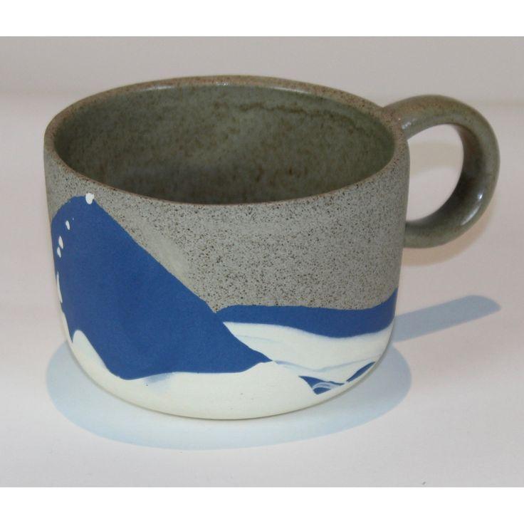 Helen Levi Beach Series Traditional Mugs