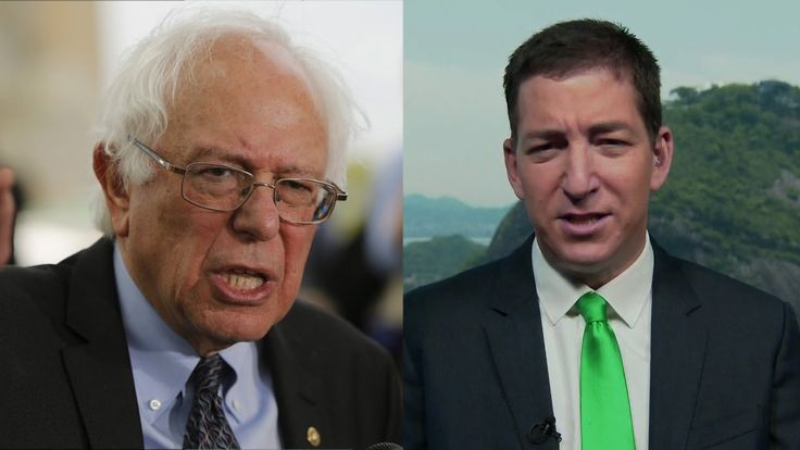 Glenn Greenwald: Bernie Sanders Would Have Been a Stronger Candidate Against Donald Trump...