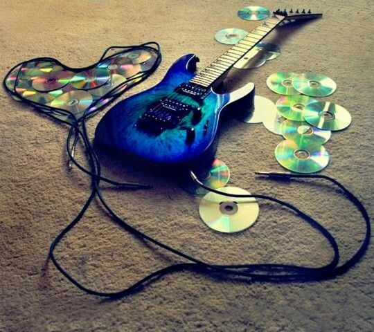 Heart is in the music