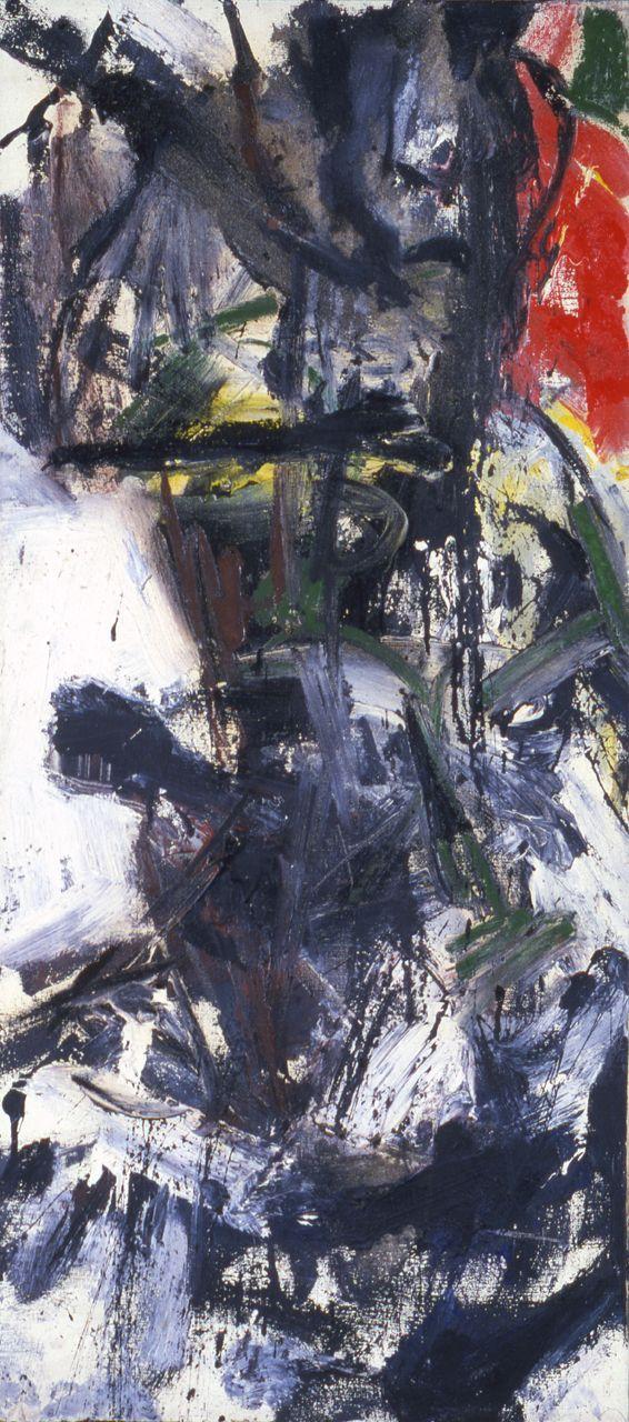 Emilio Vedova | Spagna. Omaggio a Machado | 1960 | Gallerie d'Italia | Milano