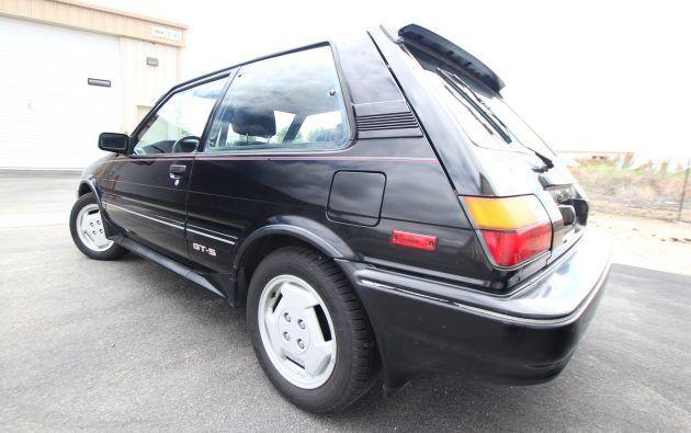 1987 Toyota FX16 GT-S