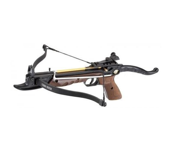 Crossbows are an archery item, they are not allowed to be used for cross bow hunting in the UK, and rifle crossbows as well as pistol cross bows over 18 only.