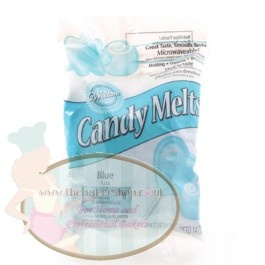 Blue Wilton Candy Melts - Perfect for Cake Pops, Sweet Making #Baking
