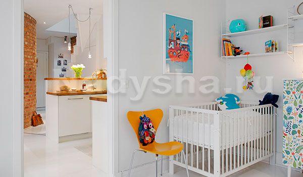 Как организовать детский уголок в квартире