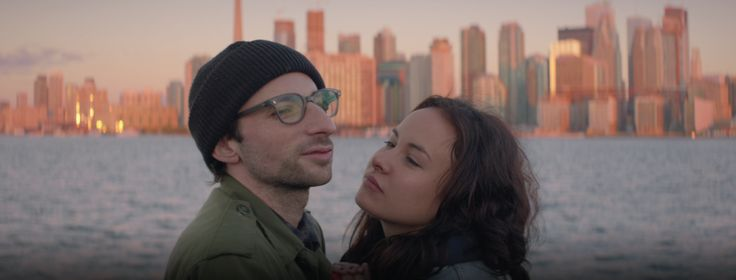 We spoke to director Matt Sadowski and star Dov Tiefenbach about their new Canadian film PRETEND WE'RE KISSING.