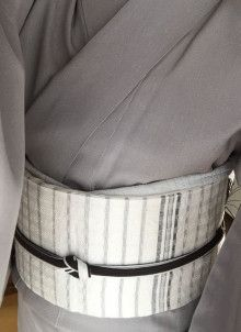 勝山健史さんの帯