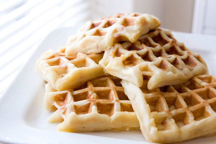 Recept: Wafels