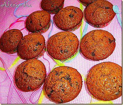 Μα...γυρεύοντας με την Αλεξάνδρα: Chocolate Chip Muffins