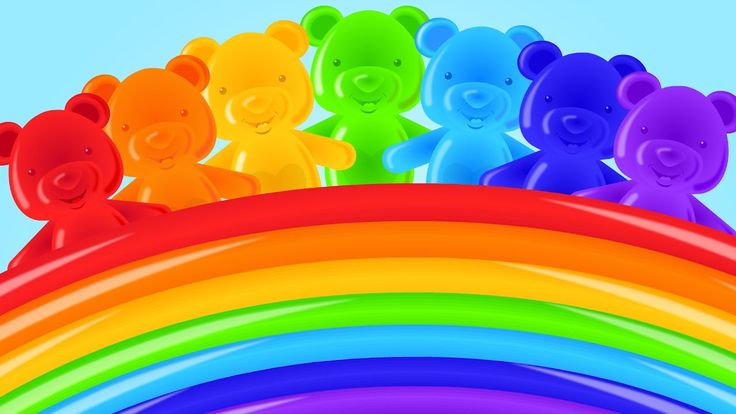 Jelly Bears | Rainbow Color Song | Learn Colors | Nursery Rhymes | Kids ...Our most popular rhymes, babies songs, learning videos, for cute liitle ones from us.. This collection of happiness from us! Have fun!.#kidssongs #preschoolers #kindergarten #nurseryrhymes #parentingsongs