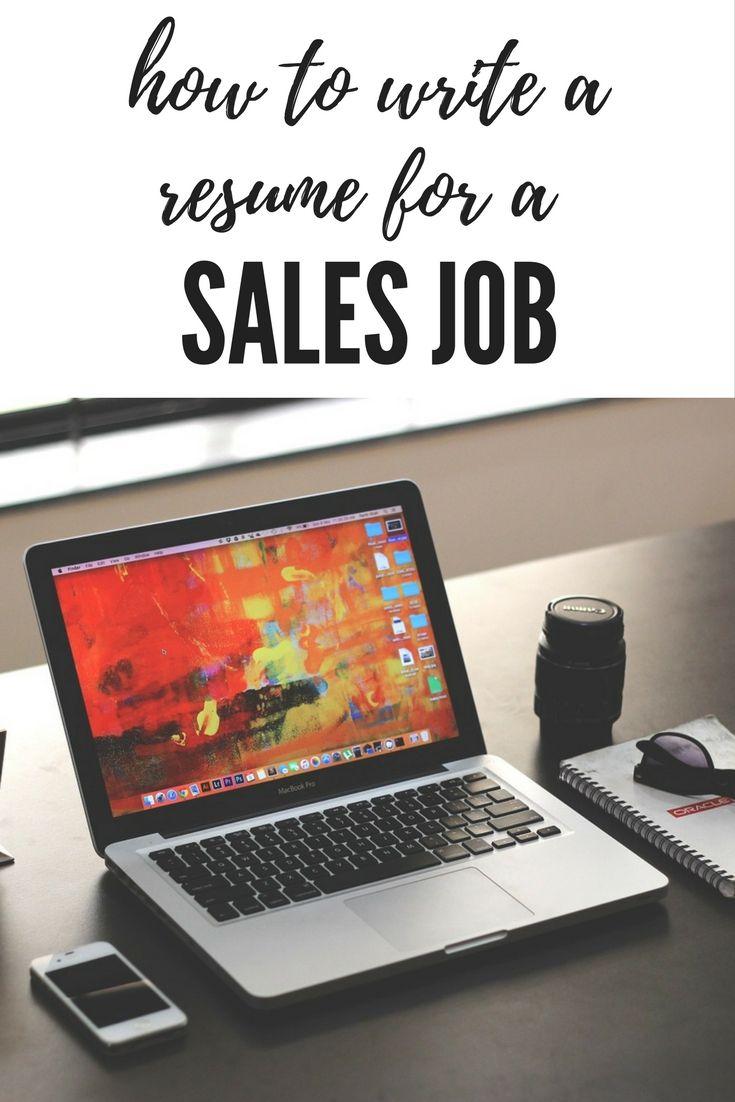 17 best ideas about sales resume on pinterest marketing