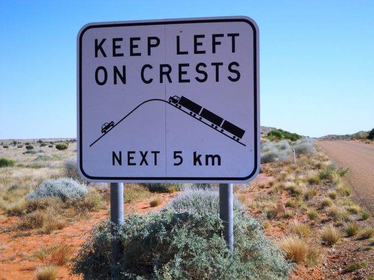 29 Signs You'll Only See In The Outback
