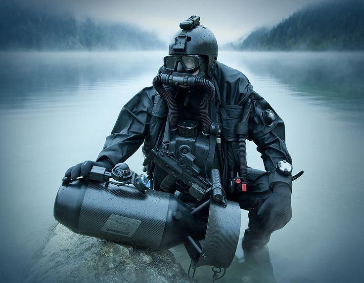Underwater Operator
