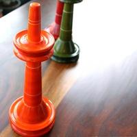 Channapatna Oil Lamp