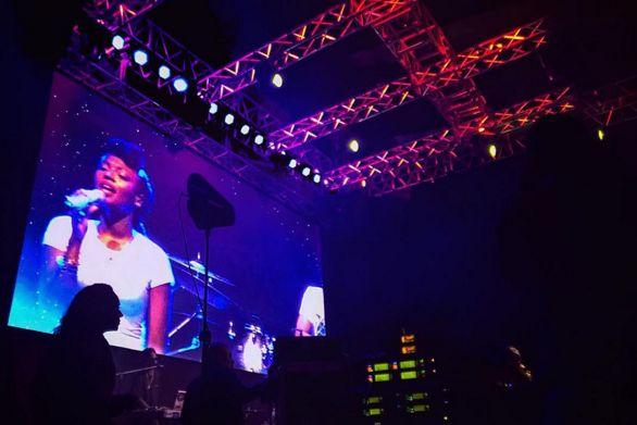 #chocquibtown #lighting #stage #latin #concert #music