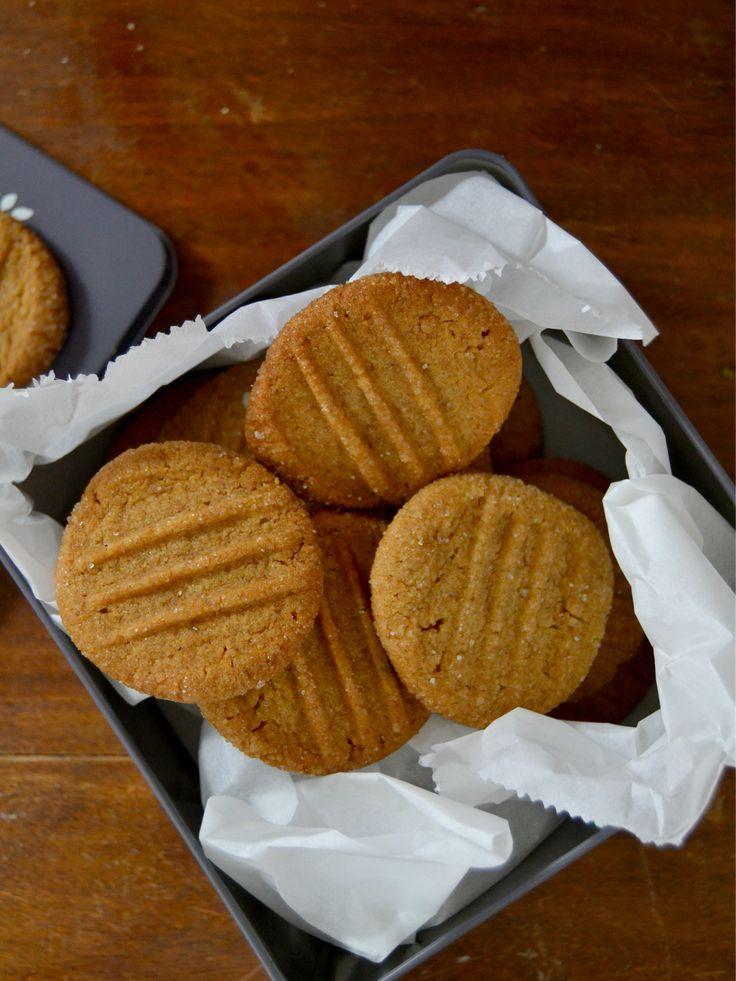 Receta de galletas de jengibre y miel con paso a paso y video.