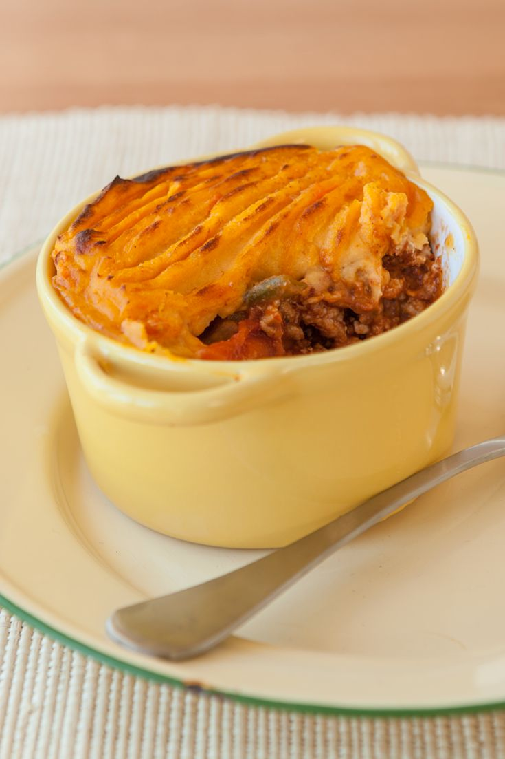 #Epicure Lighten-up Shepherd's Pie #portioncontrol