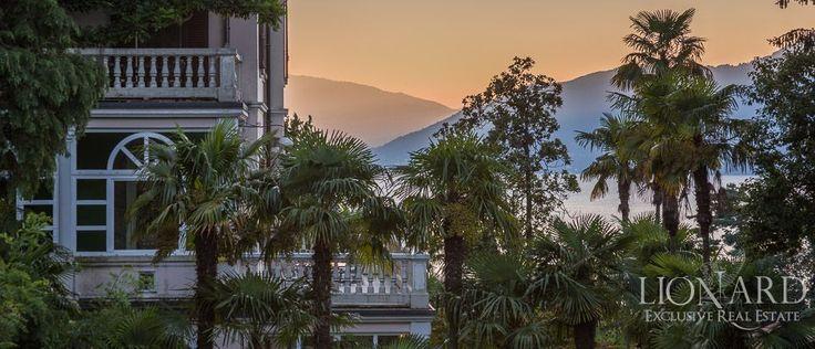 VILLA EN VENTA EN LAGO MAGGIORE, LOMBARDÍA, ITALIA. | Lionard... mi nueva villa lago maggiore.. precontrato hoy..