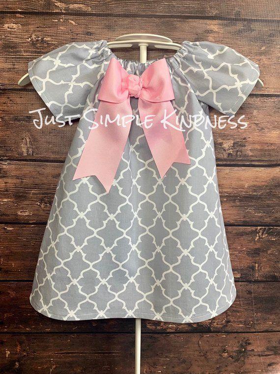 21331cd887b92 Girls Easter Dress, Girls Spring Dress, Girls Easter Outfit, Baby ...