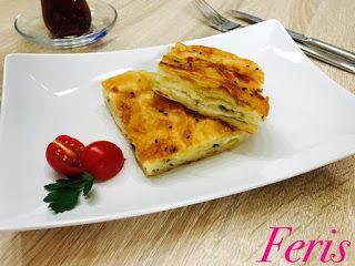 Thermomix à la Feride-nin Lezzet Dünyasi: Börek mit Schafskäse / Peynirli Börek