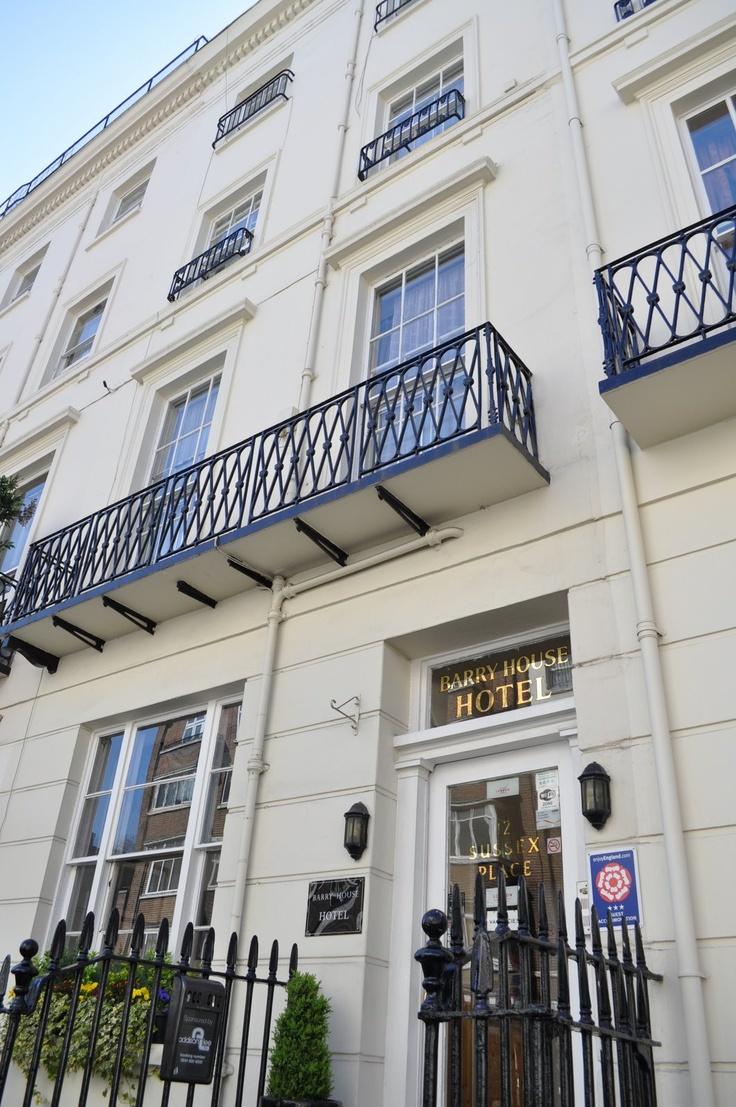 Barry House, 12 Sussex Place, Hyde Park, London W2 2TP