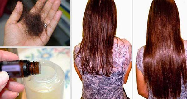 Просто добавьте эти два ингредиента в ваш шампунь и забудьте о проблеме выпадения волос!
